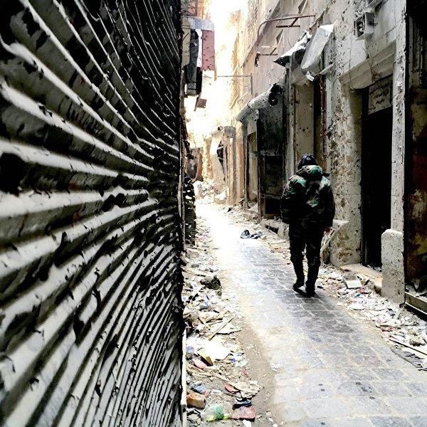 Минобороны РФ: более 1,2 тысячи террористов готовят наступление у Алеппо