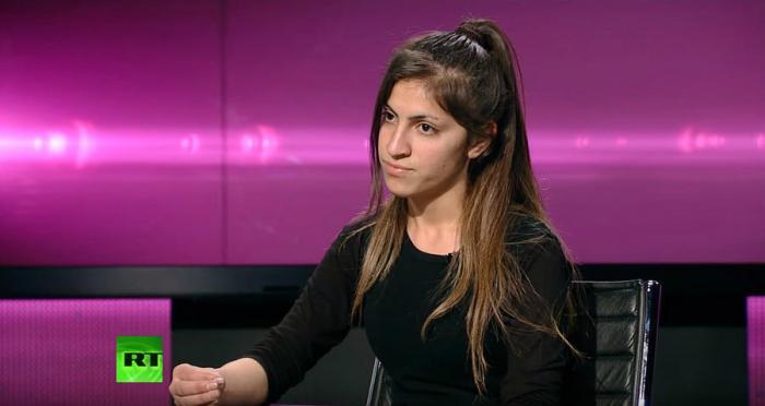 Кошмар наяву: бывшая пленница ИГ рассказала RT о геноциде езидов