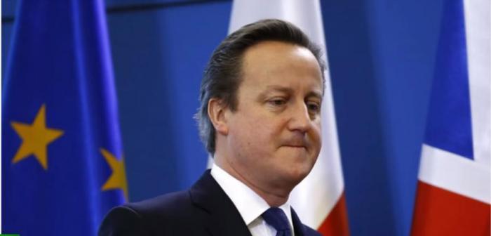 Дэвид Кэмерон признался, что владел акциями офшорного фонда