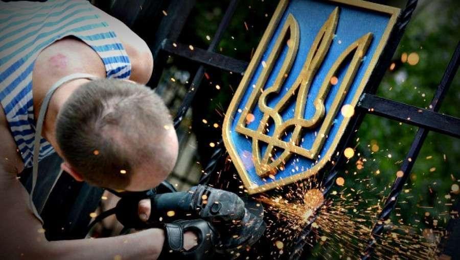 Донбасс избавится от украинской символики к 1 мая