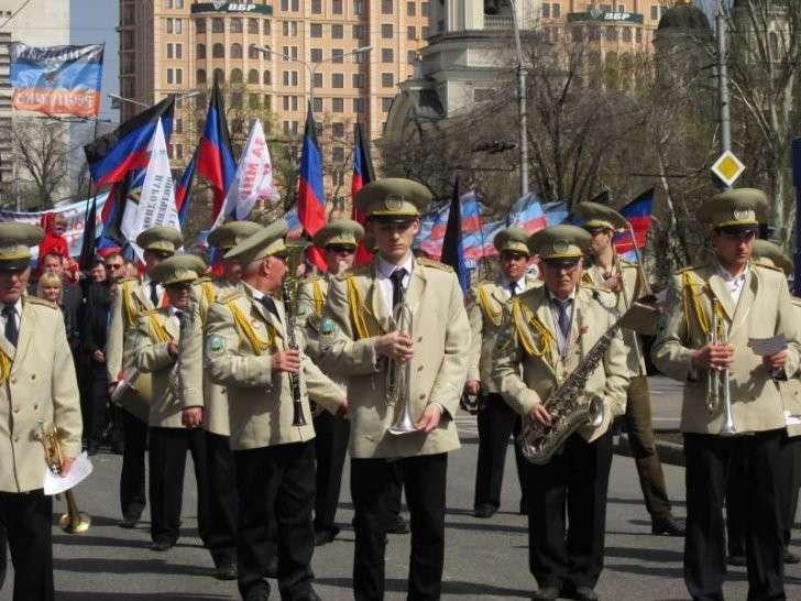 День провозглашения ДНР: праздник на фоне обстрелов