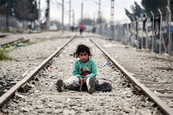Почти 6000 детей-беженцев без вести пропали в Германии