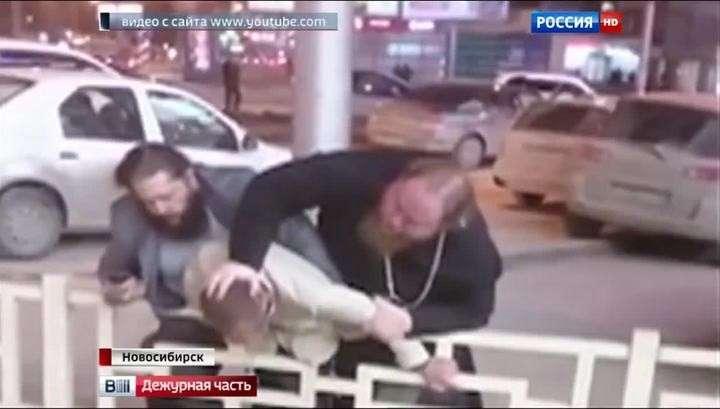 Запрещённый в служении священник избил оппонента в дорожной разборке