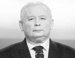 Русофоб Ярослав Качиньский указал «морально ответственных» за смоленскую катастрофу