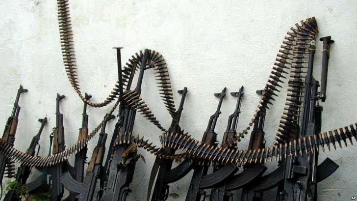 В сирийской провинции Дераа сдали оружие более тысячи боевиков
