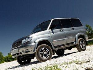«УАЗ» представил две новые версии «Патриота»