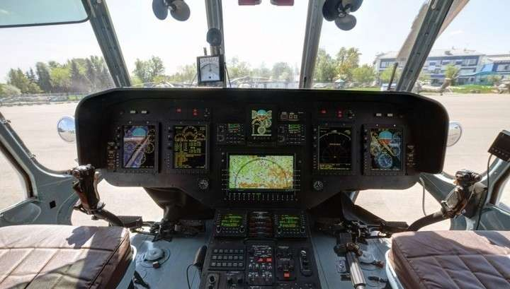 Новый многоцелевой вертолёт Ми-171А2 может встать в строй в 2017 году