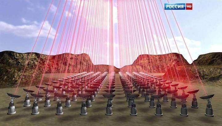 Россия зачем-то приступает к поиску инопланетян