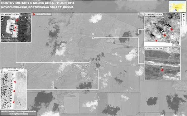 Фальшивки НАТО, подготовленные на Украине