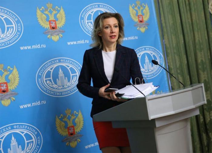Мария Захарова объяснила простоватой Могерини, как будут теперь строиться отношения ЕС и России