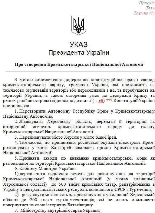 Украина в шоке: самозванец Порошенко продаёт юг страны террористу Эрдогану