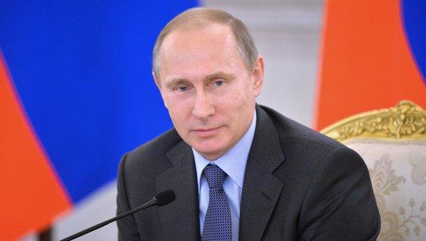 Сегодня Владимир Путин на «прямой линии» поговорит с народом о насущных вопросах