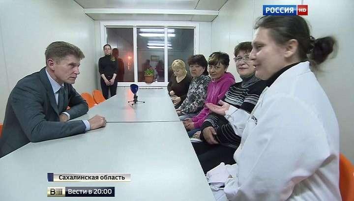 Работники рыбокомбината на Шикотане пожаловались Путину на «рабские условия»