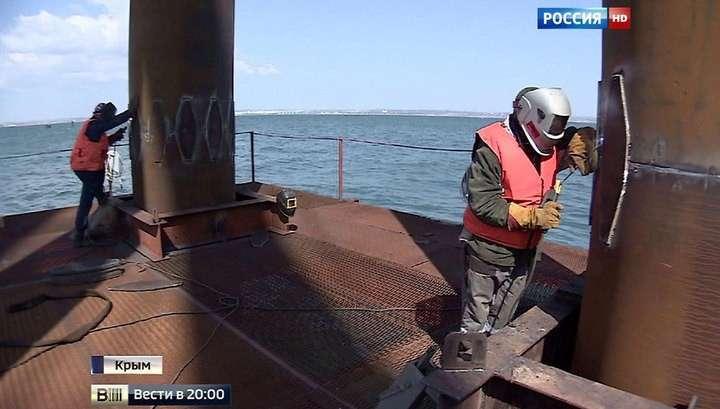 Введена в эксплуатацию третья нитка энергомоста в Крым