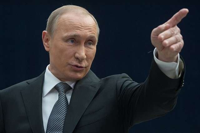 Ключевые заявления Владимира Путина в ходе «прямой линии»