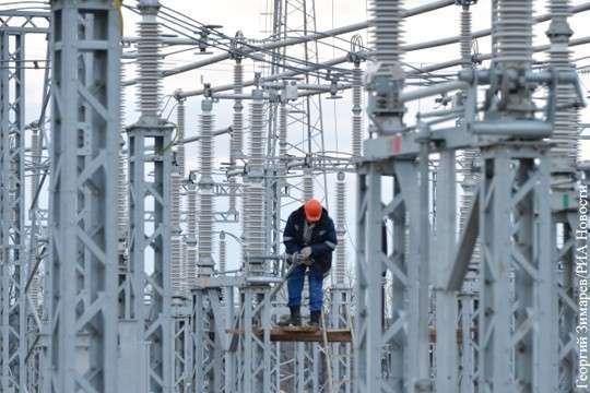 Крым стал полностью свободным от украинского электричества
