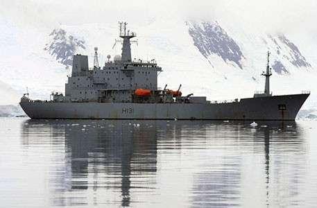 Подлёдные амбиции Англии: что ищут британцы в нашей Арктике?