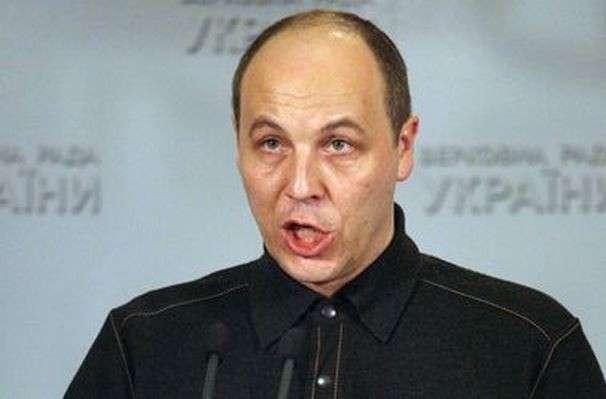 Андрей Парубий: самодовольный убийца-русофоб и мечта логопеда