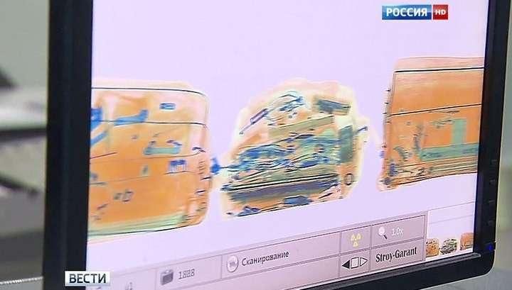 Внуковские таможенники работали в связке с челноками из Турции