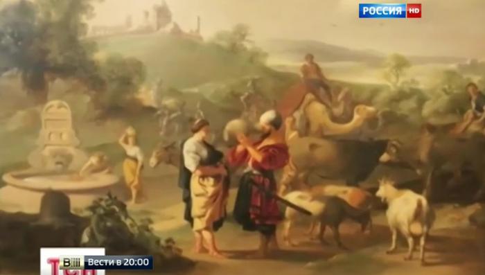 Украина вернула украденные картины Нидерландам