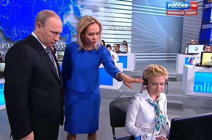 Мы и Путин: впечатление от общения