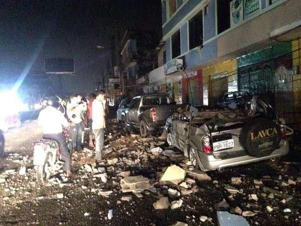 Землетрясение в Эквадоре: десятки погибших и масштабные разрушения