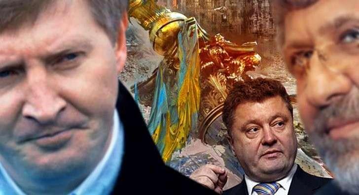 Украинские миллиардеры попали в капкан своих амбиций