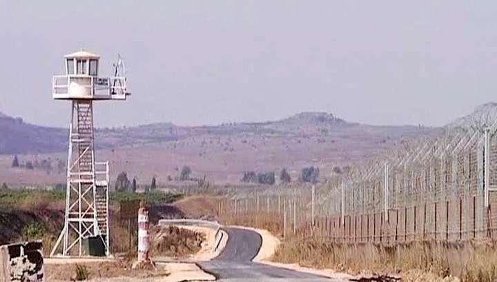 Бандитский Израиль заявил, что не отдаст отнятые у Сирии Голанские высоты