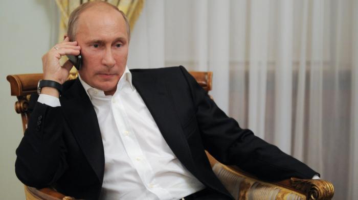 Алё, Путин? Досадная оплошность на «Прямой линии»
