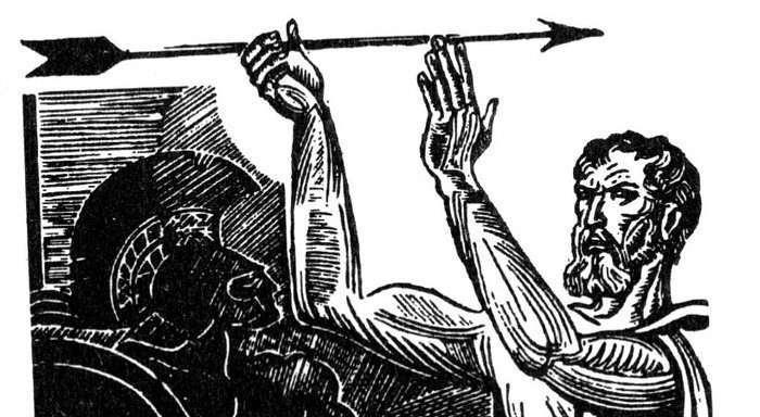 Здоровое мышление людям начали ломать ещё в Древней Греции