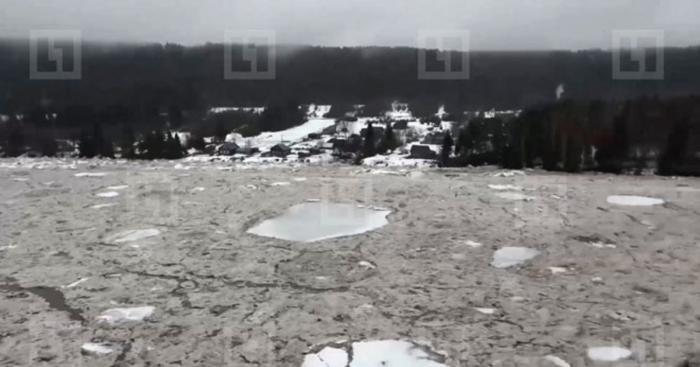 Из-за паводка в Вологодской области вводят режим ЧС