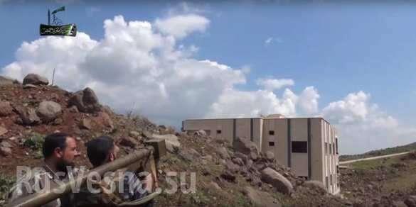 Бандиты в сирийском Хомсе получили зенитные ракеты через Катар