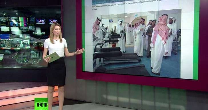 В Саудовской Аравии террористы отбывают наказание в роскошных условиях