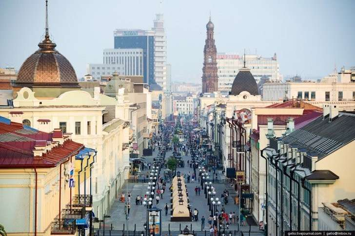 Хит соцсетей: в Казани уличная группа оригинально исполнила песню «Такого, как Путин»