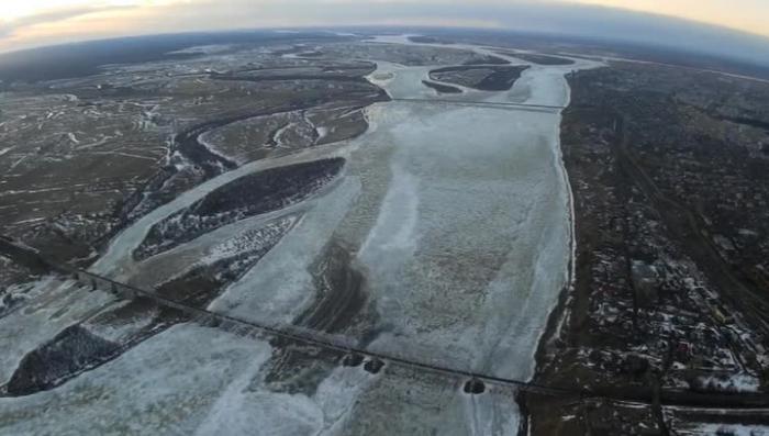 Паводок: Архангельская область под угрозой, Пермский край готовится ко второй волне