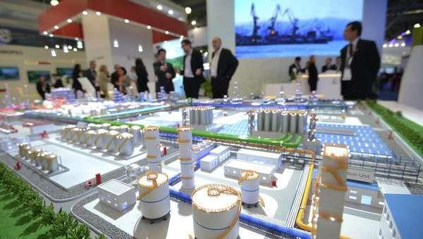 21-й Мировой нефтяной конгресс. Архивное фото.