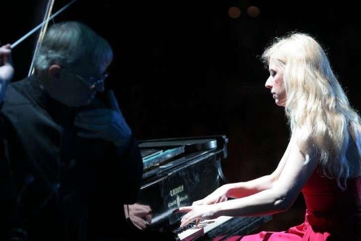 Пианистка Валентина Лисица: для жителей Донбасса музыка стала лекарством, а не просто развлечением
