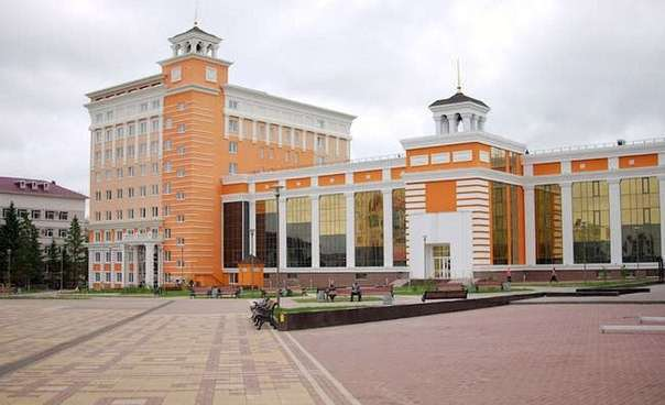Страх и ужас в Мордовии. Фото разрушаемого Саранска