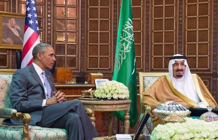 Обаме в Эр-Рияде оказали нарочито пренебрежительный приём