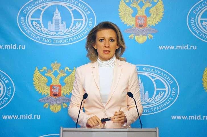 Брифинг официального представителя МИД России М.В. Захаровой, Москва, 21 апреля 2016 года