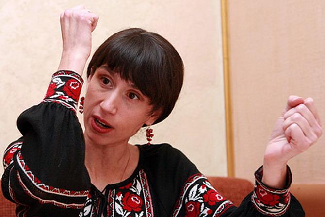 Украина - лифт для бесов и дебилов