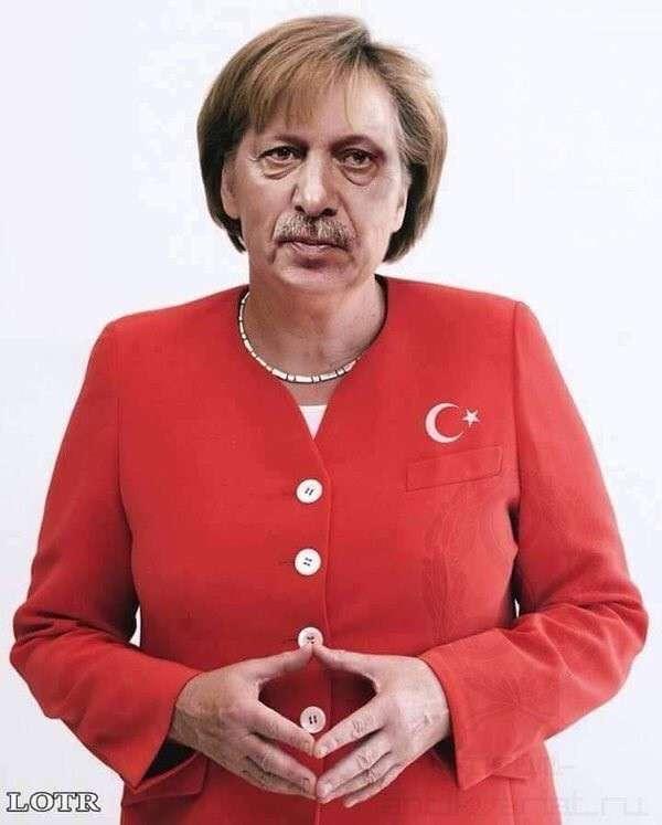 В Германии проходит масштабная интернет-акция против Ангелы Меркель