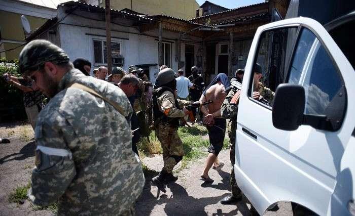 Батальон «Крым»  бьет в барабаны. На Украине появилось еще одно спецподразделение