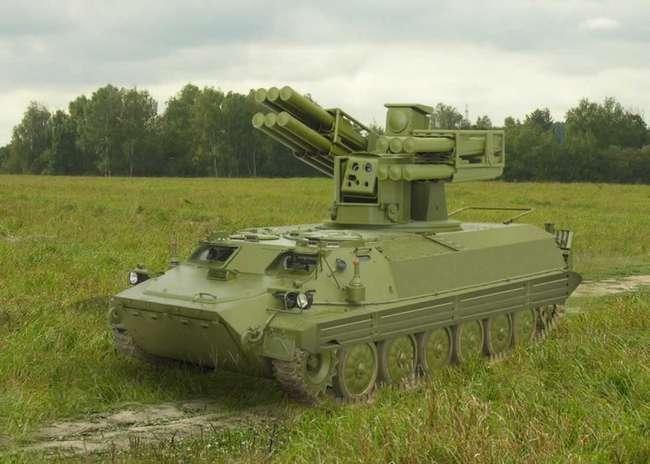 В России проходят испытания зенитной ракеты «Сосна-М»
