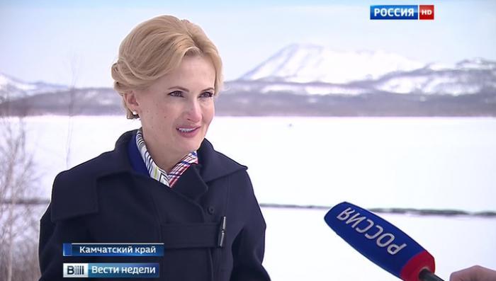 Ирина Яровая устраивает приёмы по Skype