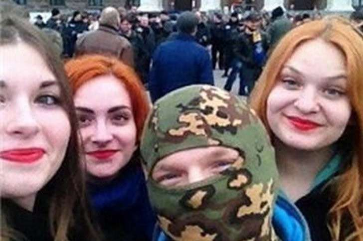 Гитлерюгенд «Азова», бригада «Поскот» и «Роланд Одесский»