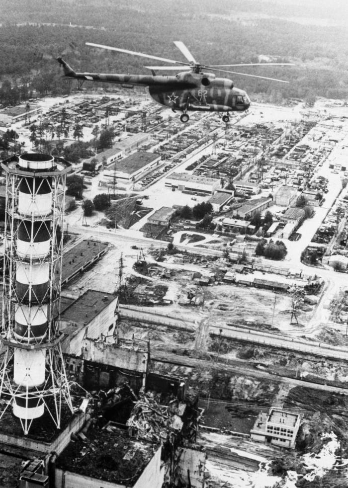Чернобыльская катастрофа: как это было