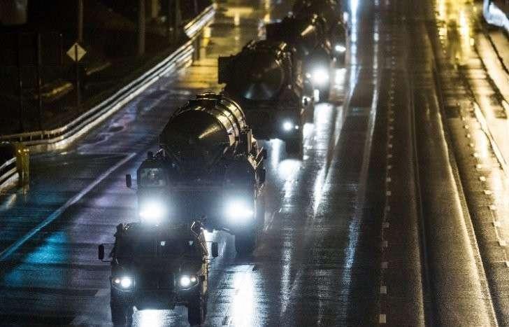 Жители и гости Москвы смогут в деталях рассмотреть военную технику в парадной колонне