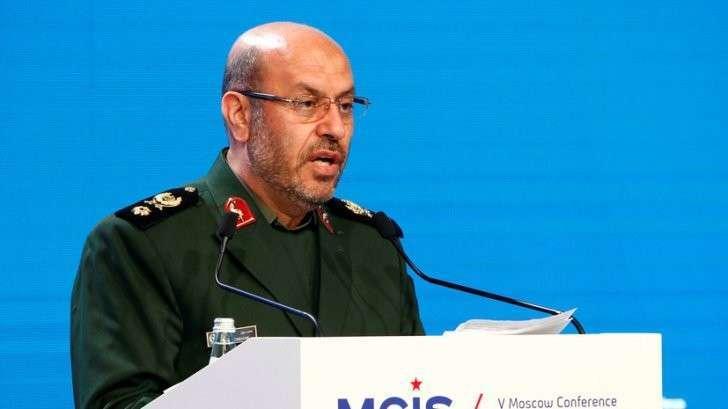 Министр обороны Ирана: решение США отправить военных в Сирию — акт агрессии