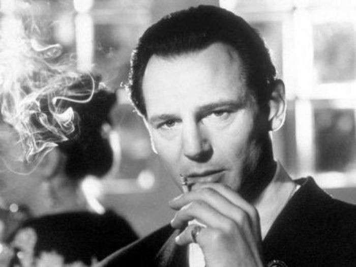 Лайам Нисон в роли Оскара Шиндлера, 1993 | Фото: kino-teatr.ru